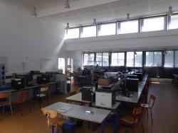 """salle """"Informatique industrielle et Temps réel"""""""